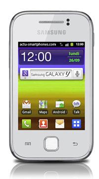 smartphone galaxy pour les jeunes
