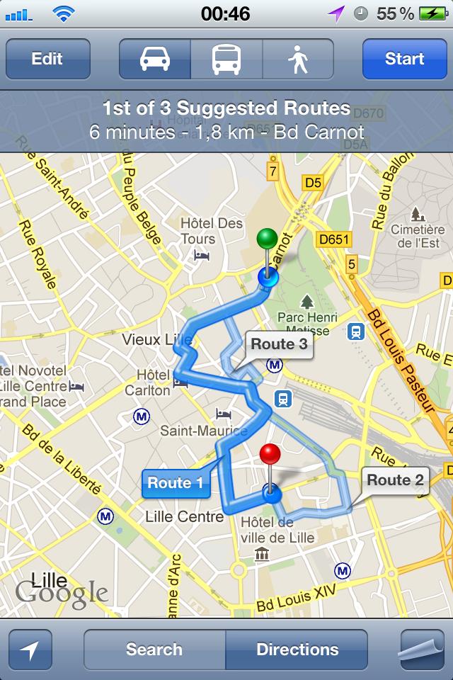Mise En Route Iphone C Reconditionne