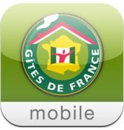 L'application Gîtes de France