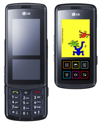 LG KF600