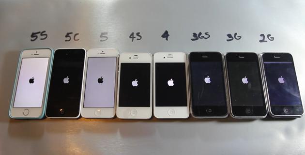 téléphones apple