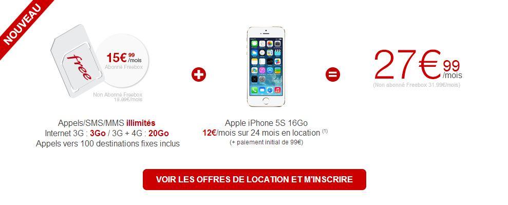 free nouveau iphone