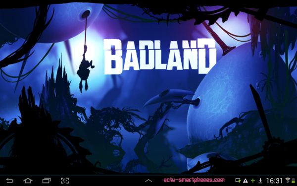 jeu badland
