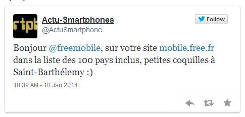 actusmartphone tweet