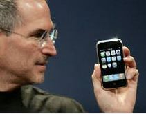 iphone 1 - anniversaire 2007