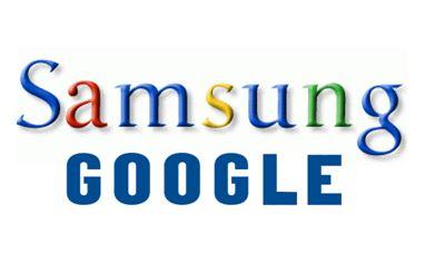 partenariat samsung - google
