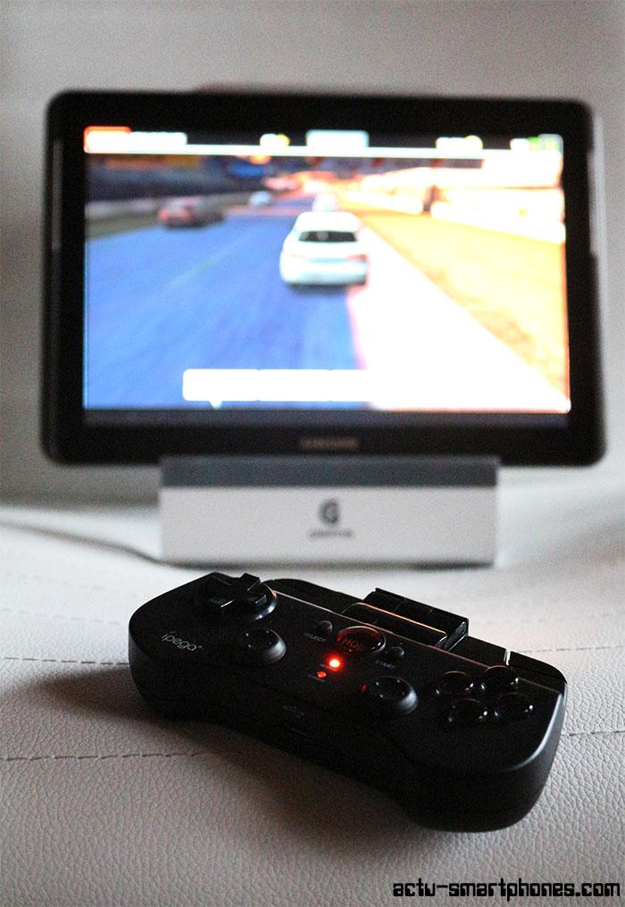 test de la manette de jeux ipega pour appareils apple et android. Black Bedroom Furniture Sets. Home Design Ideas