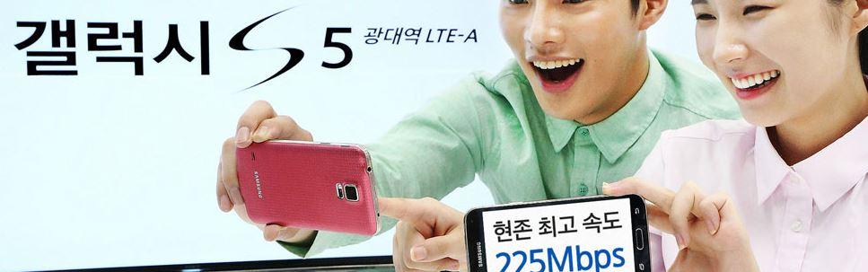 samsung 5S 4G+