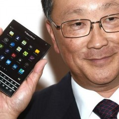 Passport, le nouveau smartphone carré de Blackberry…