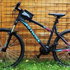 Test de la housse support vélo pour smartphone de Roswheel…