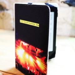 Test de l'étui pour Kindle de Caseable