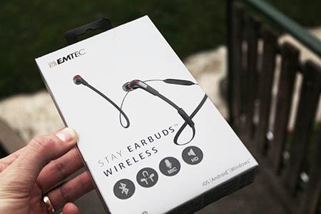 boite stay earbuds