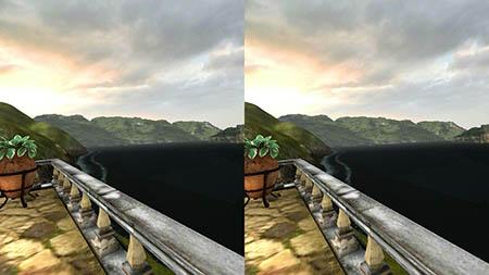 APPLI Réalité virtuelle