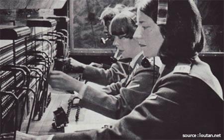 telephonistes telephonique