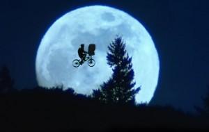 E.T. flyer bike