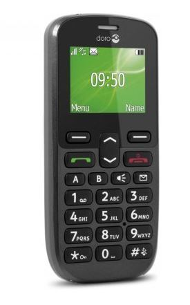 le doro easy 508 un t l phone id al pour personnes g es. Black Bedroom Furniture Sets. Home Design Ideas