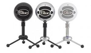 BLUE mic - Snowball